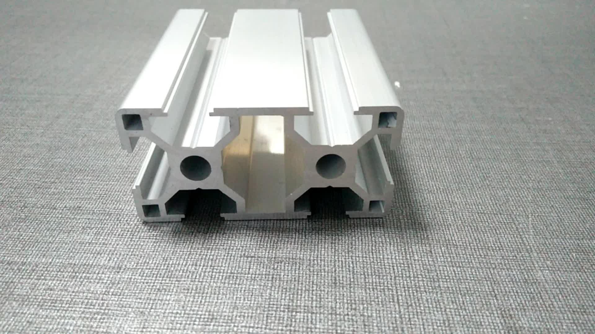 अच्छी गुणवत्ता एल्यूमीनियम बाहर निकालना प्रोफाइल के लिए TPM-8-3060 औद्योगिक विधानसभा विधानसभा संरचना