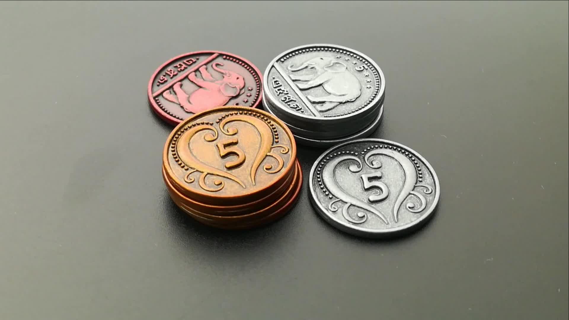 fake coin game