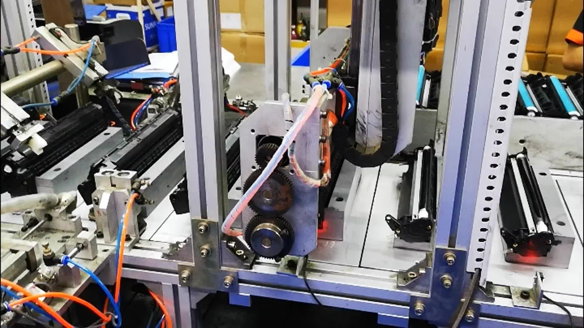 Disposition de faible coût stocklot qualité d'origine générique couleur laser cartouches de toner d'imprimante ep26 26a 26x 304a jaune 283a cb435a