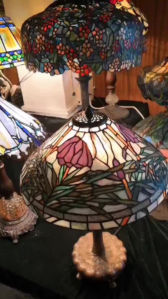 tiffany floor lamp for sale