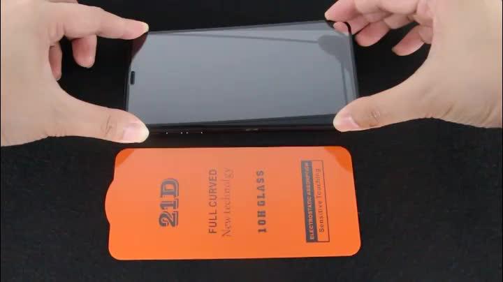 2019 Sản Phẩm Phổ Biến 9H Khắc Cao Cấp Tinh Thể Chống Xước Rõ Ràng Bảo Vệ Màn Hình Cho Iphone X Tempered Glass