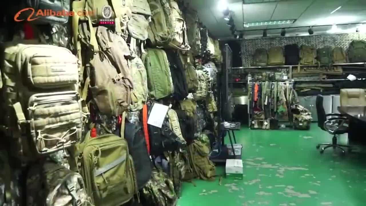YAKEDA Chine fabricant 1000D militaire en nylon sport loisirs sacs à dos