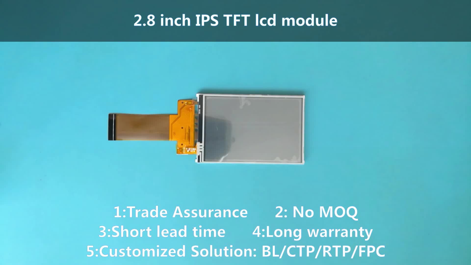 HOT chất lượng Cao ili9341 màn hình cảm ứng 2.8 với cảm ứng bảng điều chỉnh 2.8 tft lcd màn hình cảm ứng cho người tiêu dùng với thiết bị điện tử