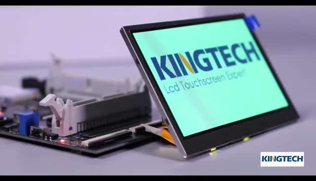 5.5 inch tft lcd capacitive touch screen for pos system