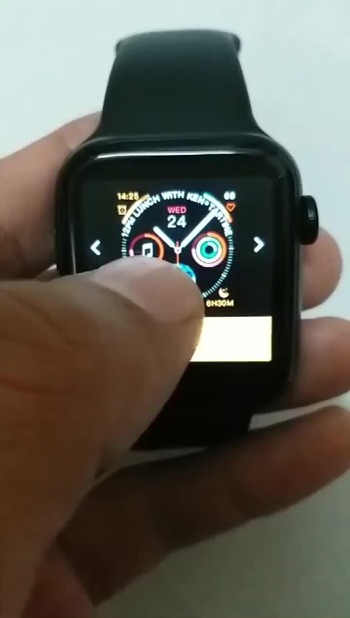 IWO Smart Watch L32 smartwatch w34 w54 iwo 8 9 10 11 12 13 plus iwo8 iwo9 2019 i6 serie 4 5 3 sports reloj inteligente r
