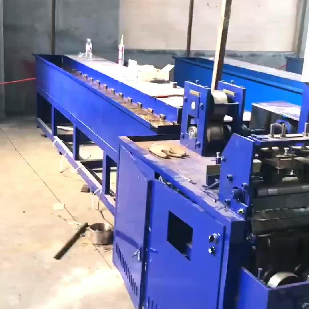 China manufacturer stainless steel scourer making machine/scrubber integrated machine