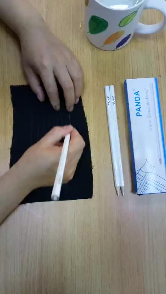 Panda เสื้อผ้า Tailor ชอล์กตัดเย็บชอล์กสำหรับเสื้อผ้าเย็บ