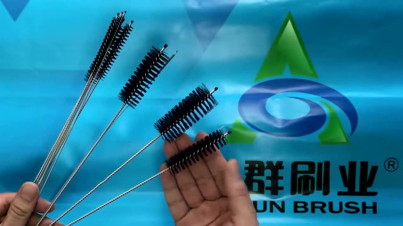Wholesale factory price coffee cleaning brush maker