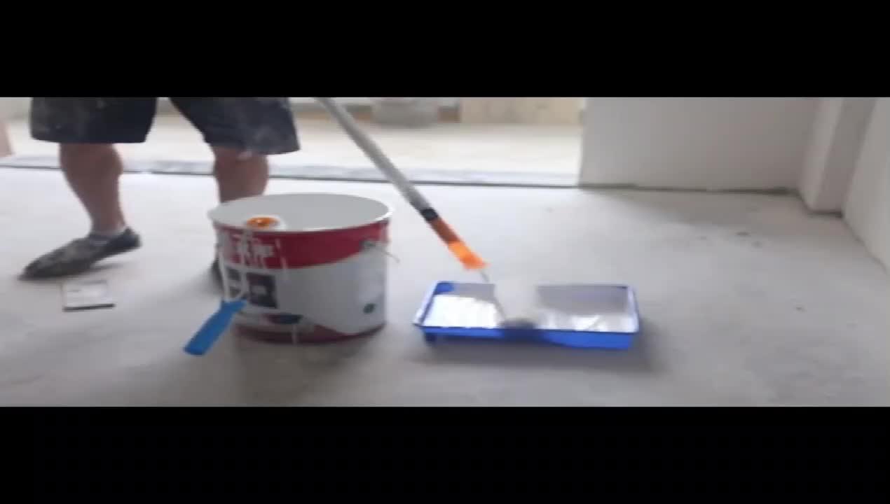 라이트 블루 페인트 도구 롤러 그림 브러쉬 50pcs 공예 페인트 거품 트레이 양모 가정용 벽 장식 DIY