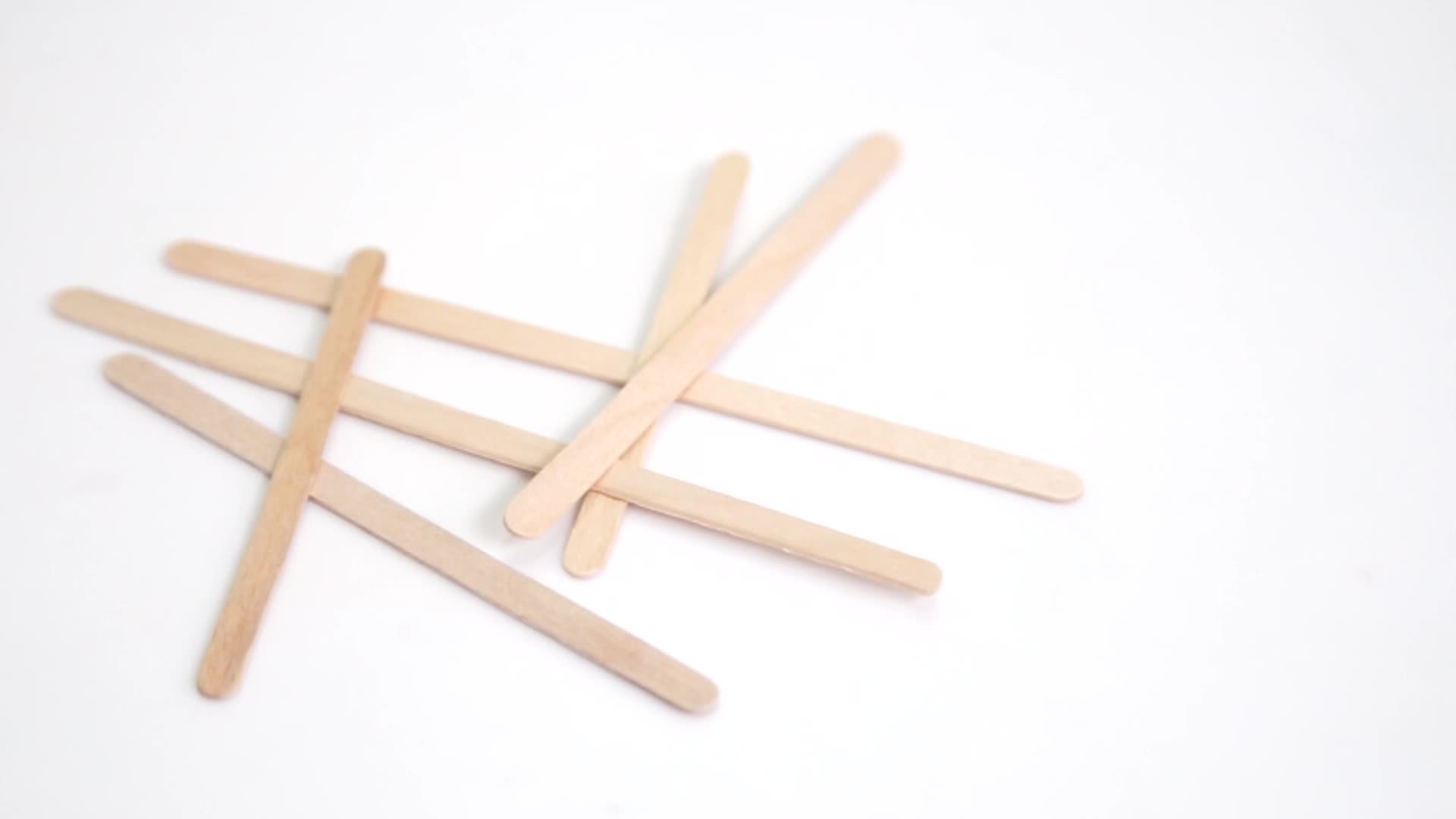 100% Natural Wood Wooden Stir Stick For Coffee