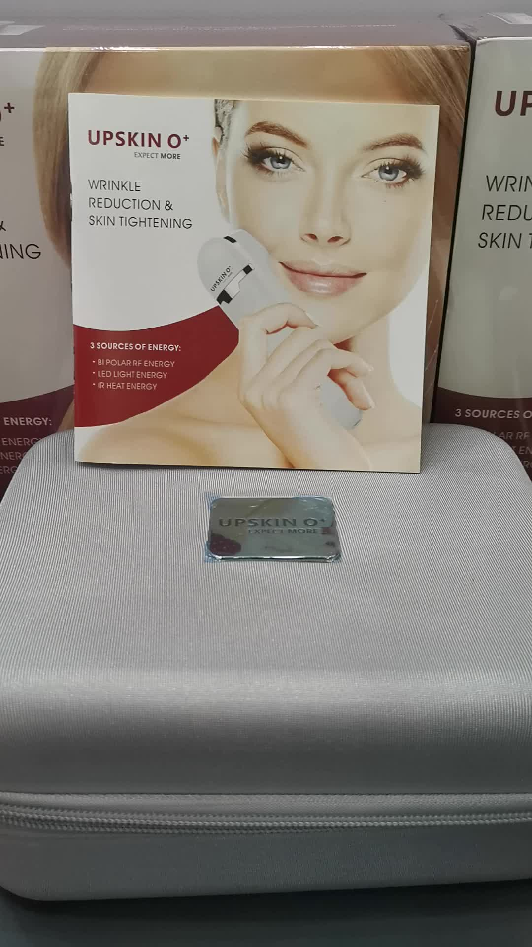 Home Use RF Radio Frequency Wrinkle Reduction Skin Tightening Beauty Equipment