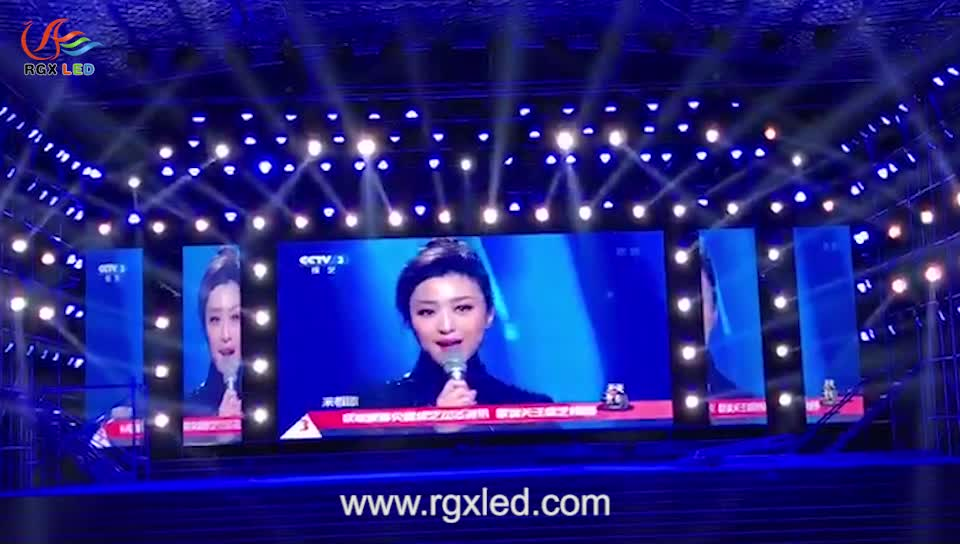 Big Concert Stage Background Led Display P2 P2.5 P3 P4 P5 P6 Rental Advertising Outdoor Led Large Screen Display