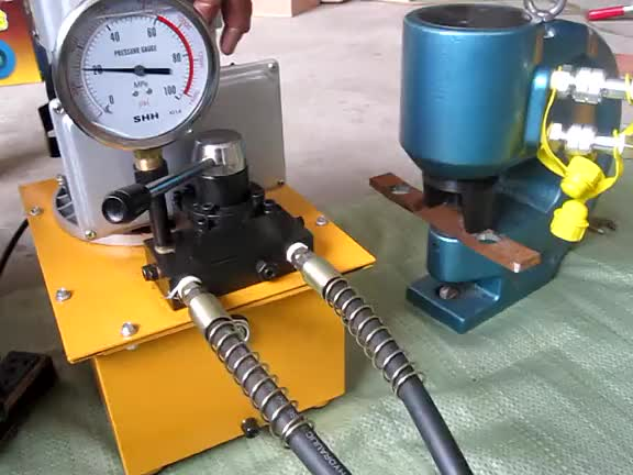 ODETOOLS High Pressure Oil Pump Emergency Rescue Tools Hydraulic Pump 750s2
