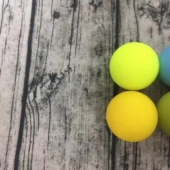 Exercise Hand Ball Therapy Silicone  lacrosse massage ball with logo