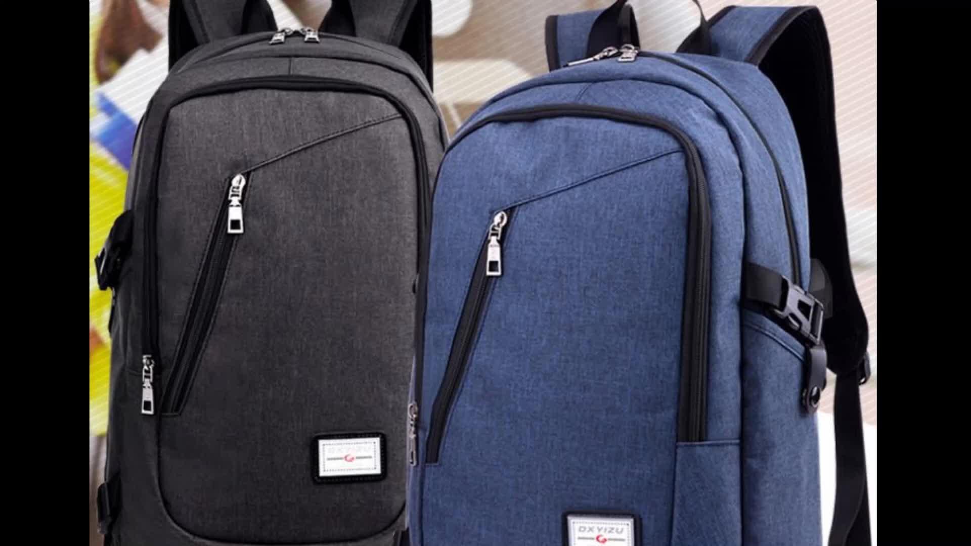 Китайский дешевый школьный usb рюкзак студенческий рюкзак