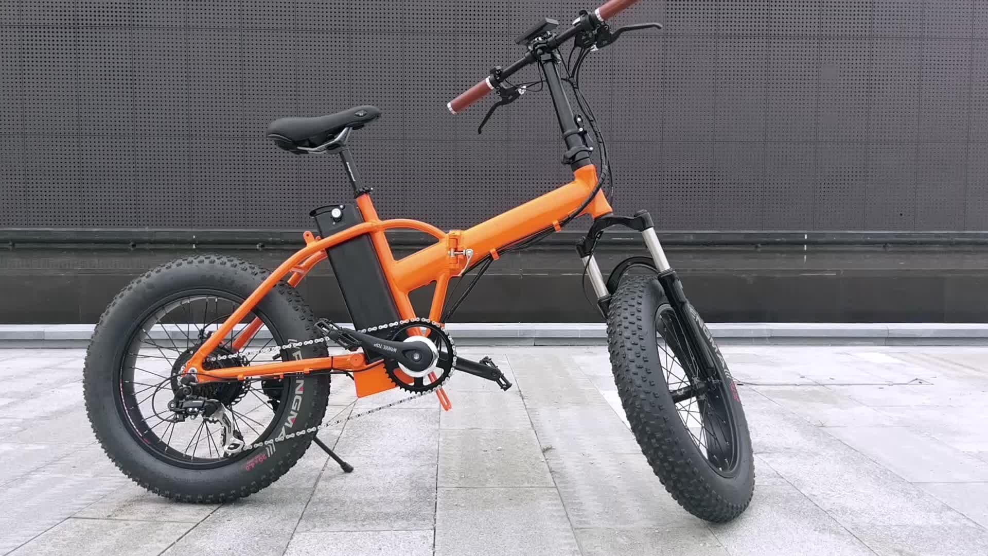 2019 heißer verkauf super mini klappbares elektrisches fahrrad 36v 350w faltbares elektrisches fahrrad mit CE
