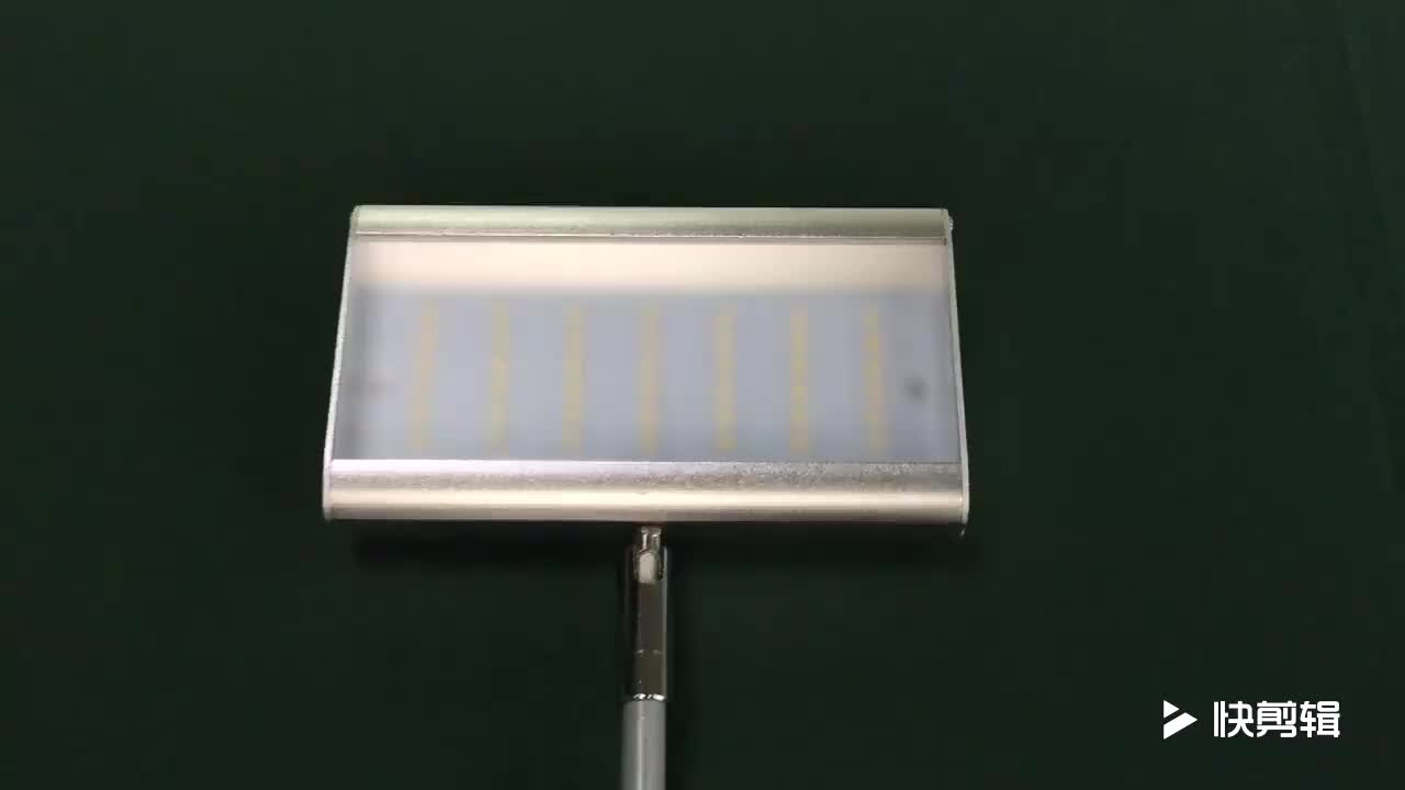 20W LED Advertising Display Light with Long Arm for Exhibition