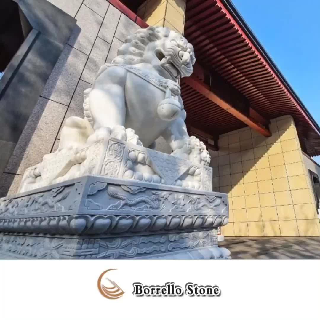 Granite Garden Decorate Modern Stone Sculpture