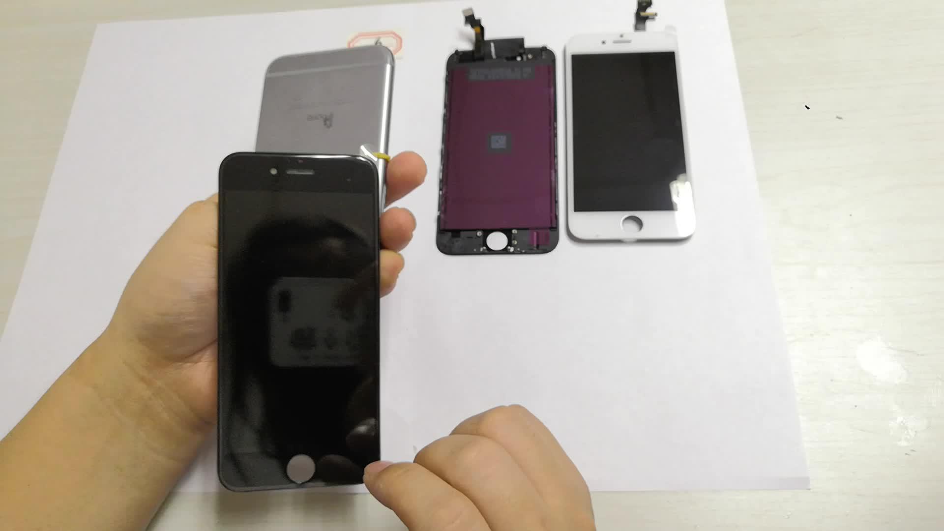 [BQ] Tianma AAA lcd para o iphone 6, preço de fábrica para o iphone 6 display, para iphone 6 tela de substituição