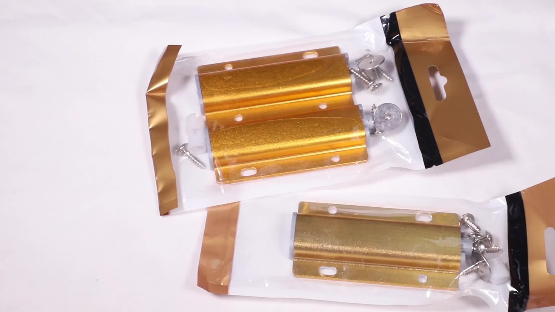 LESLIE hardware mobili armadietto di plastica di chiusura della porta più vicino push to open system porta magnetico cattura fermo