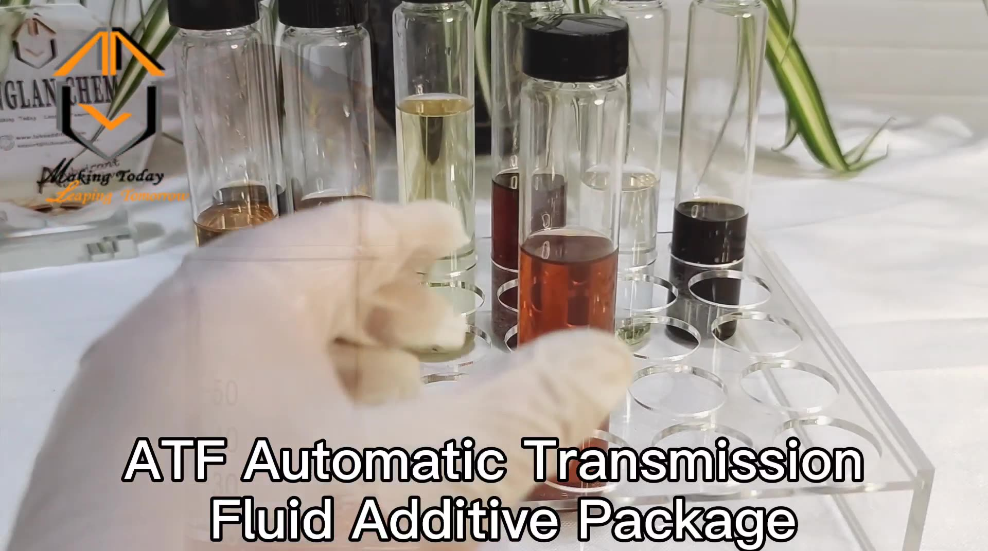 ATF Brown red  Automatic Transmission Fluid Additive Package  gearbox oil additives