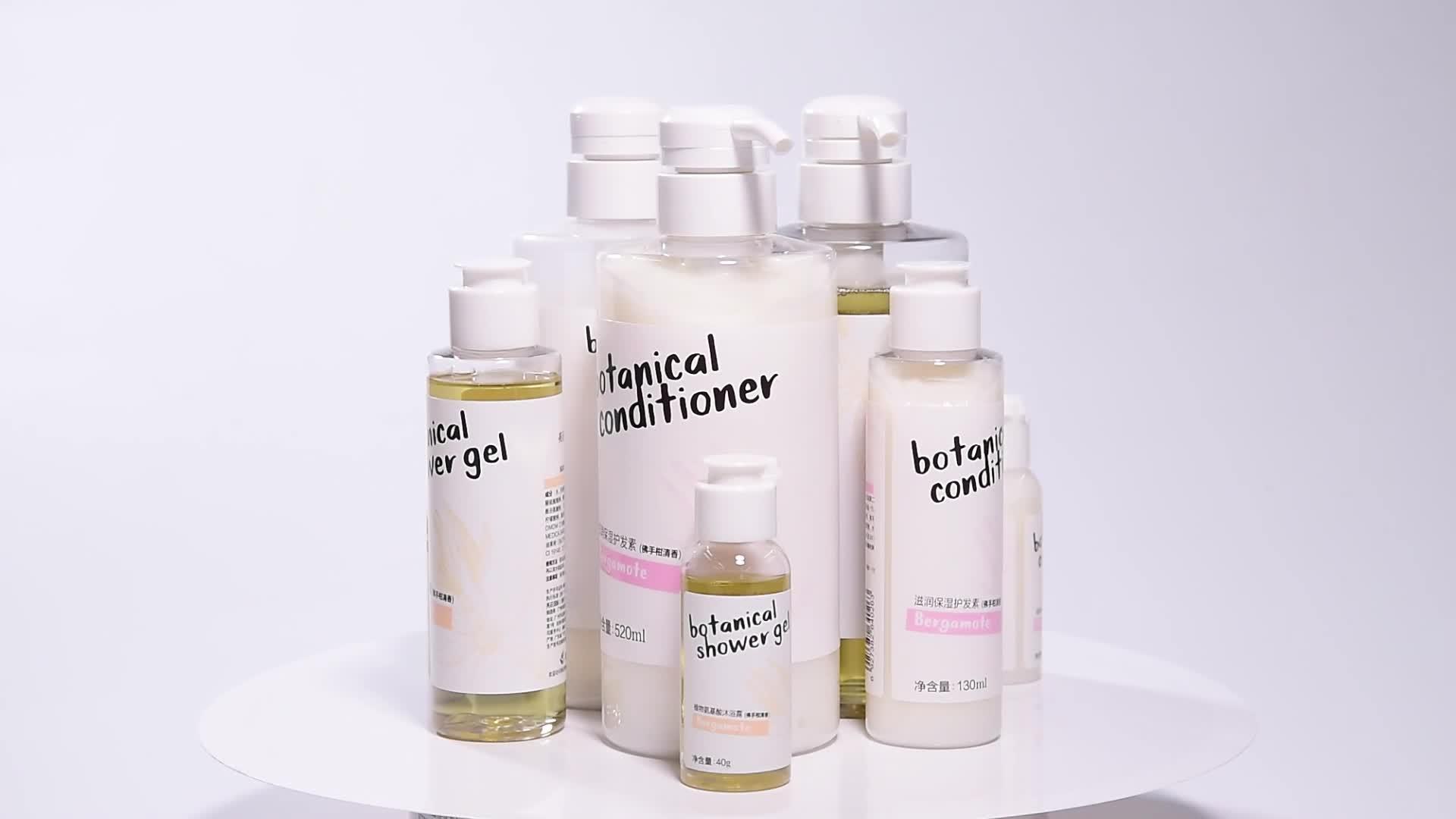 Rifornimento della fabbrica di Migliore Nominale A Buon Mercato Totalmente Naturale Shampoo Con Bergamotto Profumo Nutrire Le Radici Dei Capelli