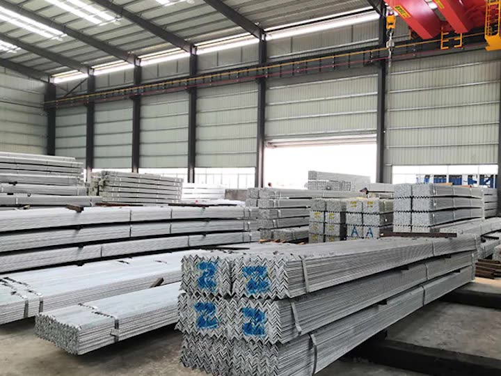 100x100x10 Galvanized steel angle heavy duty angle iron price