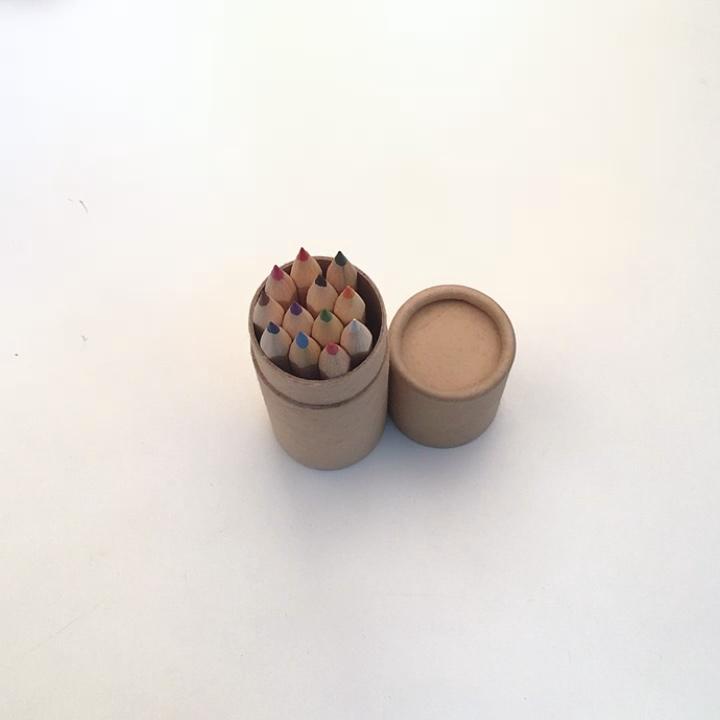 Оптовая продажа назад в школу Канцтовары дешевые китайские школьные цветные карандаши набор для рисования детей