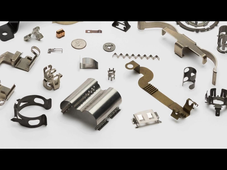 ISO9001-2015 फैक्टरी प्रत्यक्ष अनुकूलित फ्लैट शीट धातु वसंत क्लिप