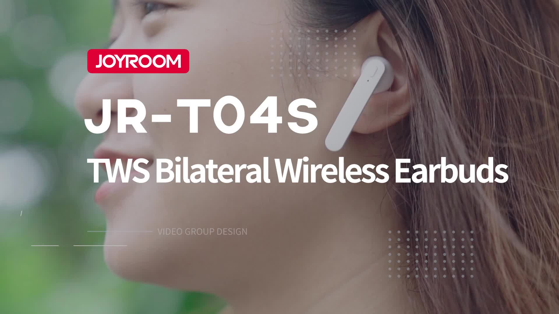 Joyroom Earphone Headphone Tws Earphone Wireless Earphone
