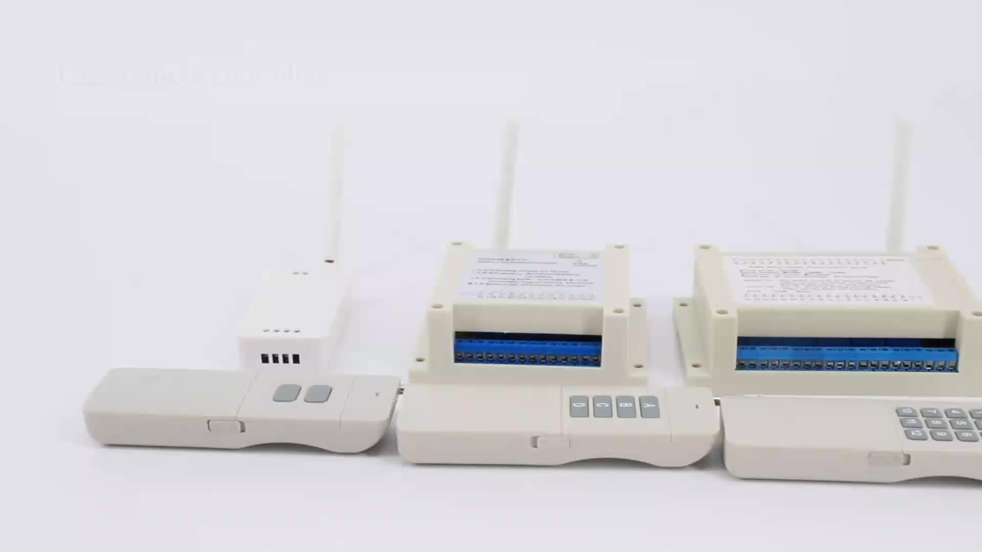 Popular 5km long range remote controller LoRa remote switch of KL-K103LA