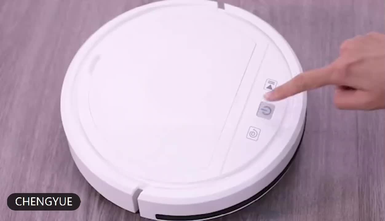 New Floor Home Cleaning Wireless Electric Mopping robot vacuum cleaner Wifi Controller and Intelligent Vacuum CLEANER ROBOT