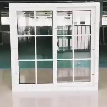 China factory  UPVC window designs PVC doors and windows price