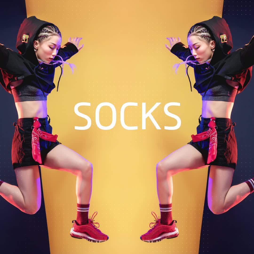 Venta al por mayor feliz colorido de moda Jacquard a lunares, calcetines de los hombres