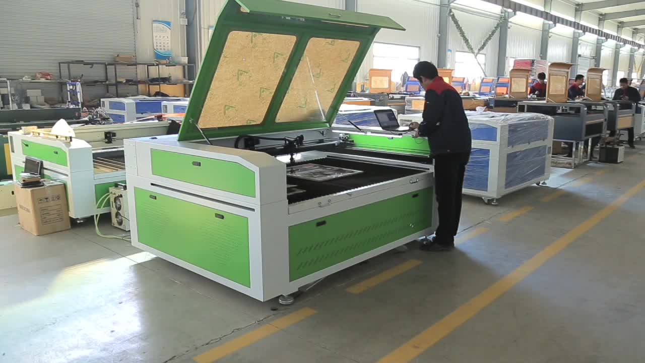 mini co2 laser engraving machine for all non-metal materials
