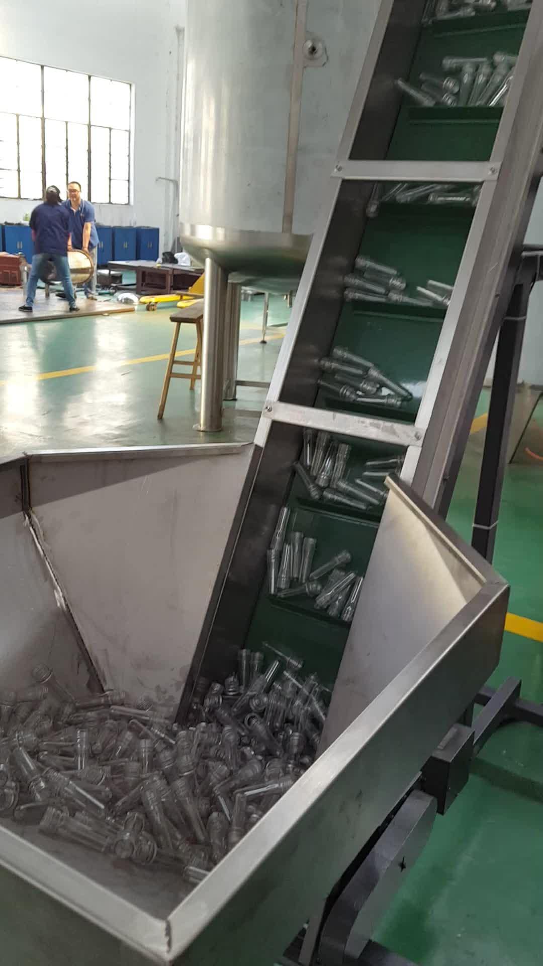ПЭТ бутылка удар формовочная машина