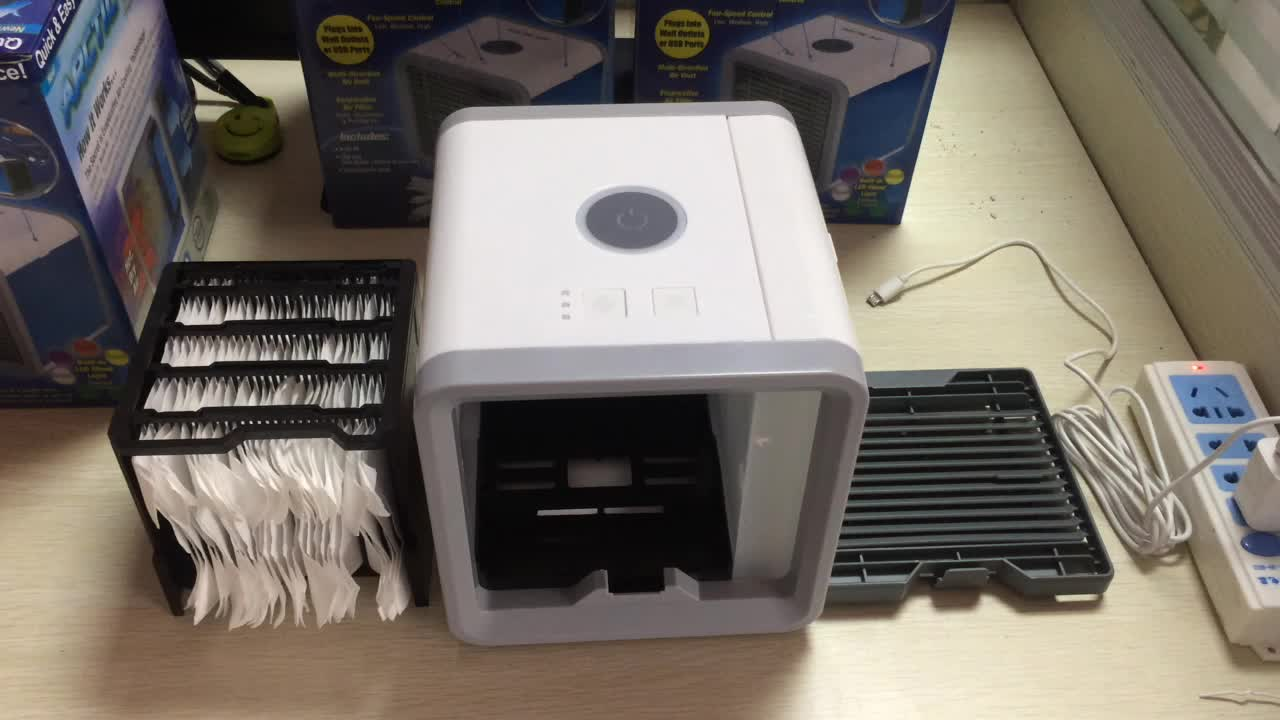 2019 A Base di Acqua Portatile Mini Condizionatore D'aria con Filtri