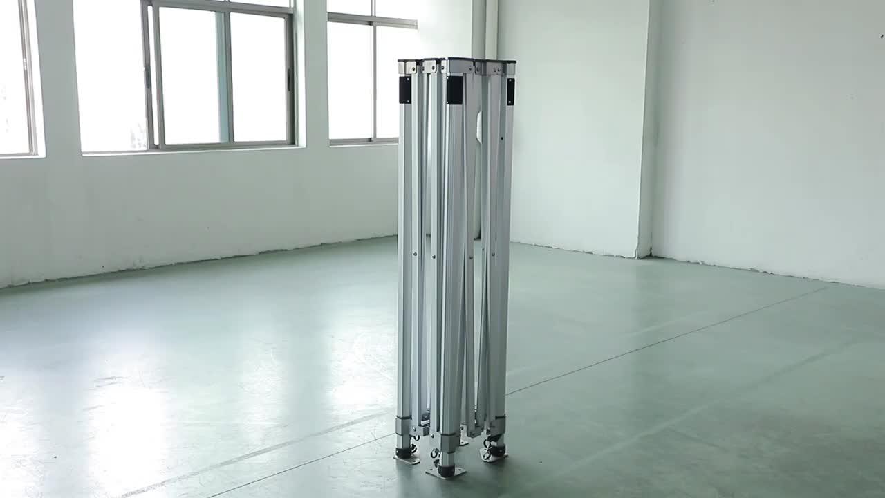 Promocional de 10x10 al aire libre de 3x3 plegable toldo para tienda barato para coche