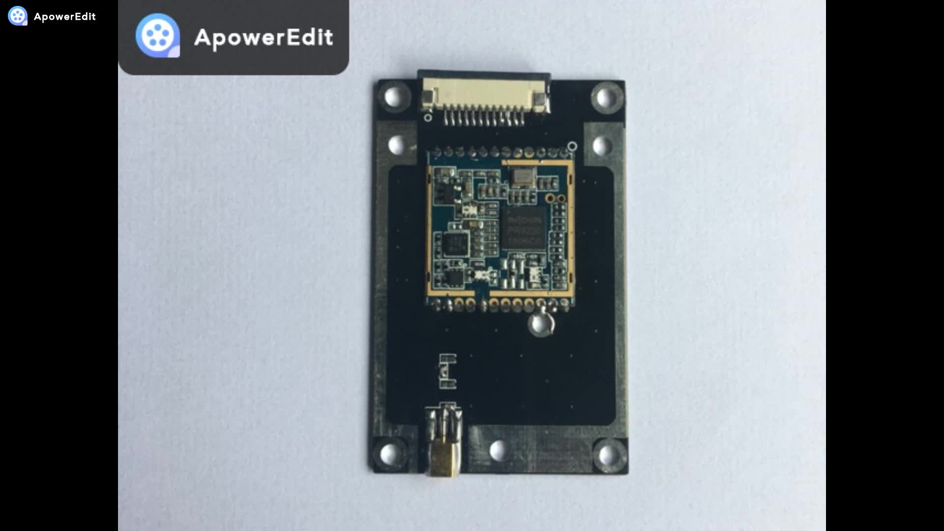 low cost 2 meters  passive uhf rfid card phychips pr9200 reader and writer module