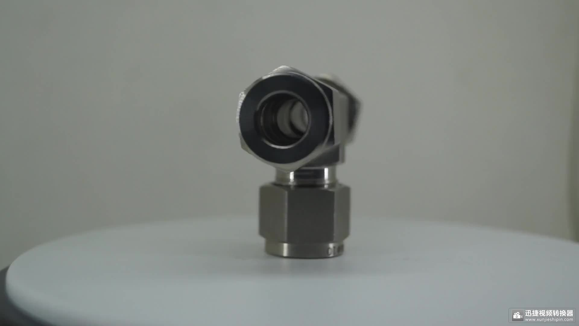 Chinese factory direct double ferrule high pressure 6000psi stainless steel pipe fittings