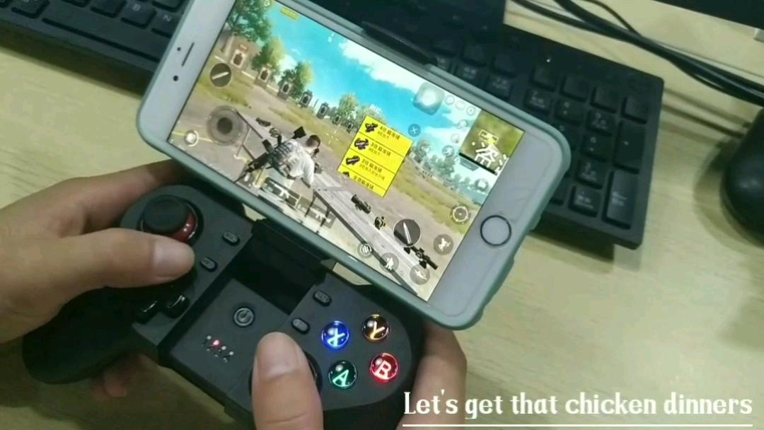 Mando joystick pc inalambrico controlador de jogo para Android/iOS/PC