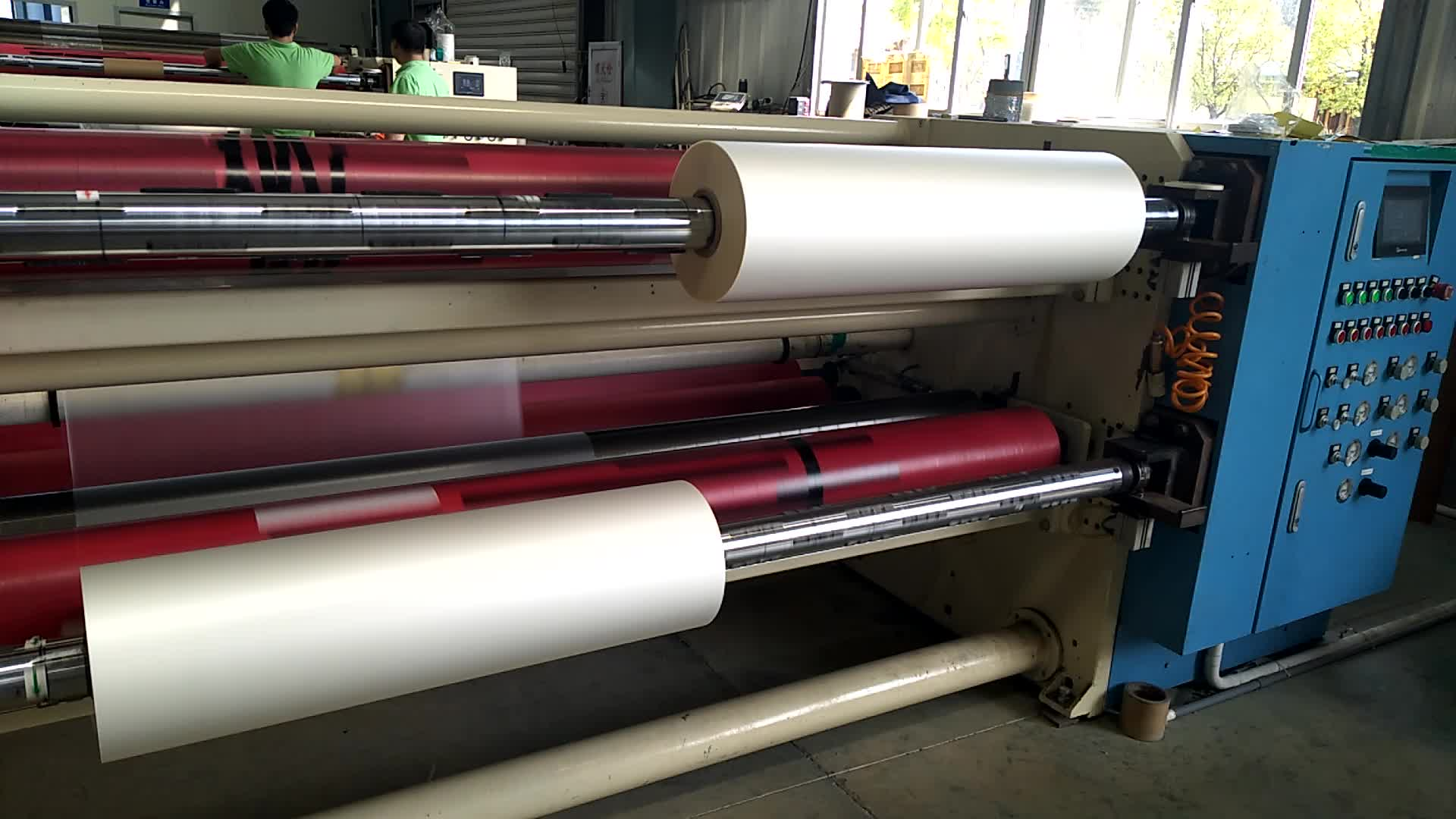 Glossy and Matt Thermal Lamination BOPP Film