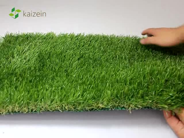 Landscaping synthetic turf artificial grass