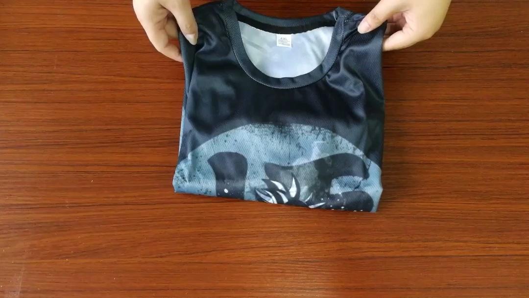 DragonBall T-shirt Anime Summer 3D Print Cartoon Fashion Mens Womens Boys Goku Vegeta Saiyan Free Shipping Plain T-shirts