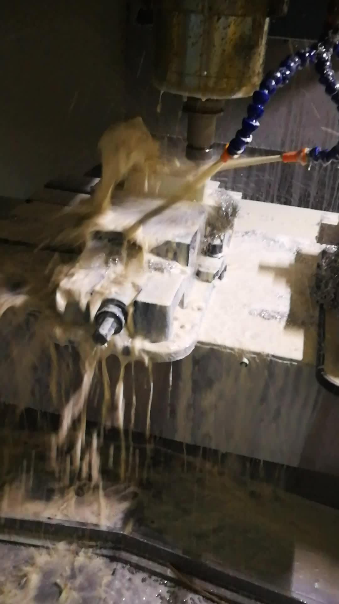 Su Misura professionale di Precisione di Lavorazione Cnc In Alluminio Anodizzato Box Box