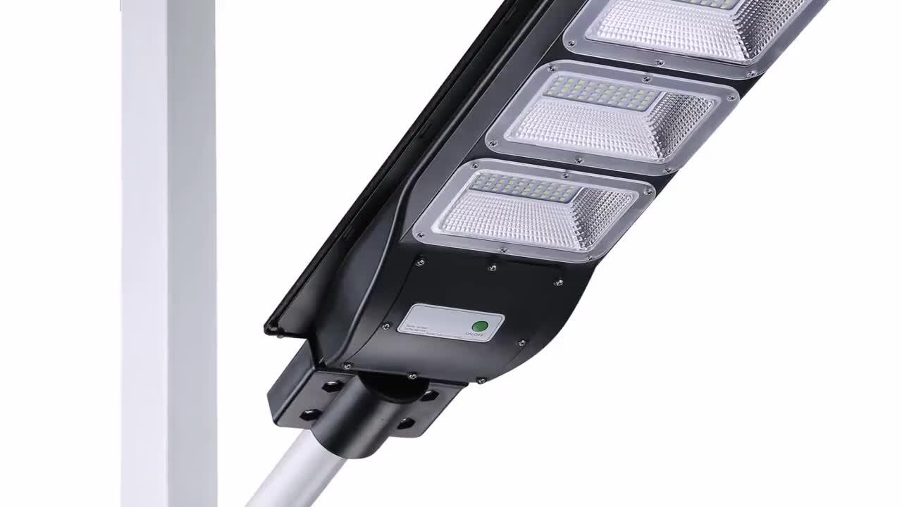 Newest Factory Price 10 20 30 60 w Split Lithium Battery Solar Street Light