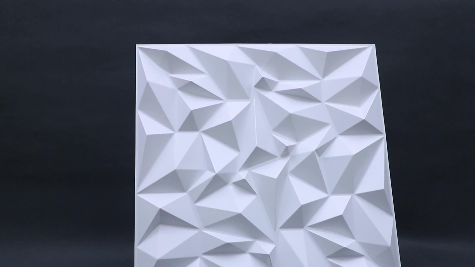 Casa carta da parati carta da parati 3d di plastica pannelli di parete per la decorazione domestica camera da letto