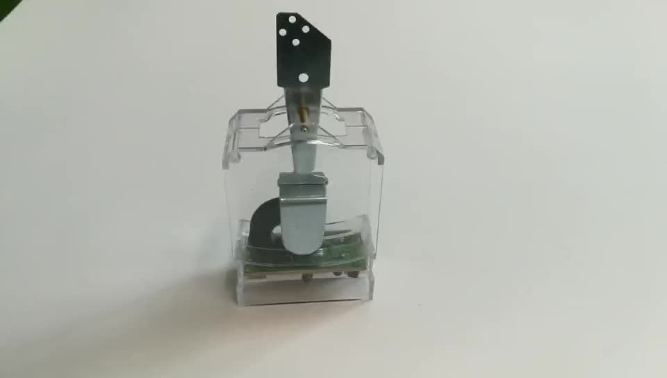 Wobbler Swing Display With Battery