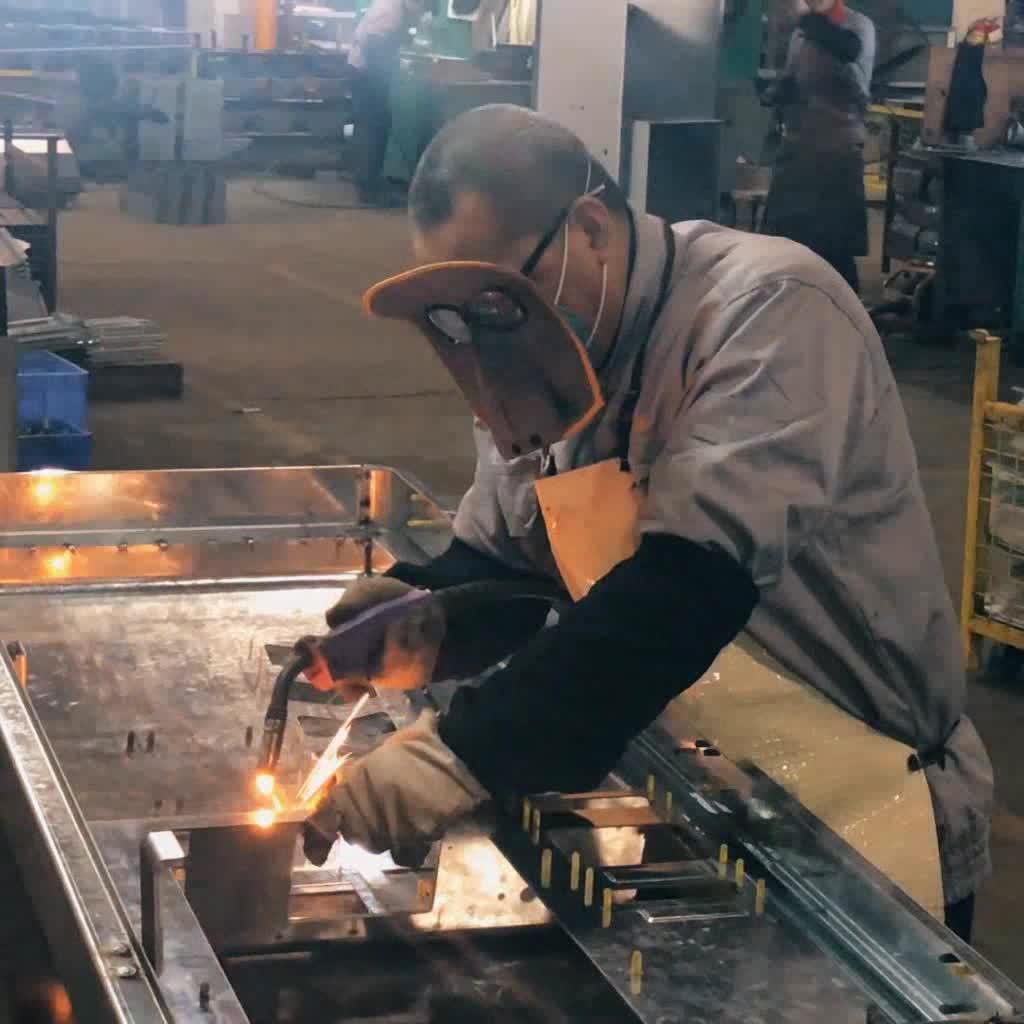 CNC carcaça de alumínio gabinete para caixa de distribuição eletrônica de chapa de Zinco