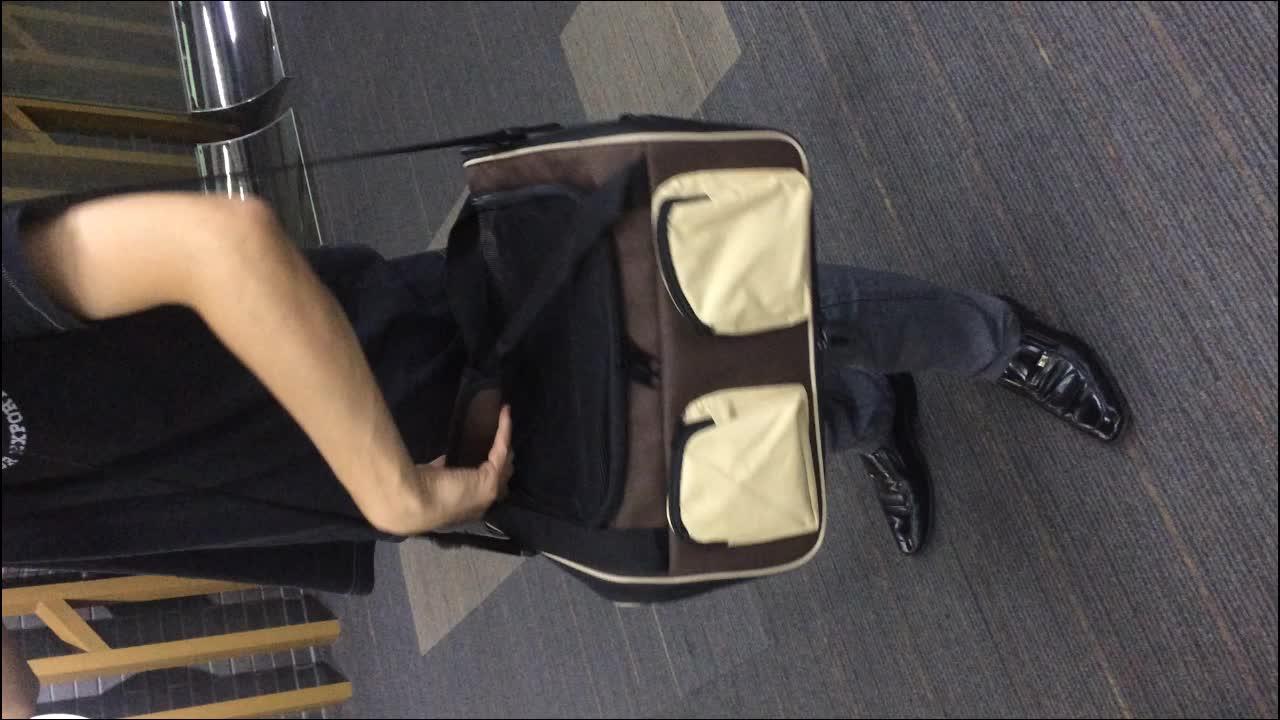Seyahat araba koltuğu pet taşıma çantası evcil hayvan seyahat çantası